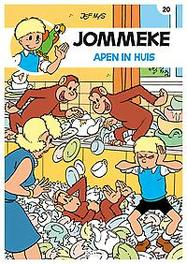 JOMMEKE 020. APEN IN HUIS JOMMEKE, Nys, Jef, Paperback