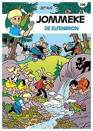 JOMMEKE 196. DE ELFENBRON JOMMEKE, Nys, Jef, Paperback