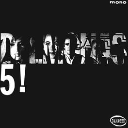 DELMONAS 5! WHITE VINYL DELMONAS, LP
