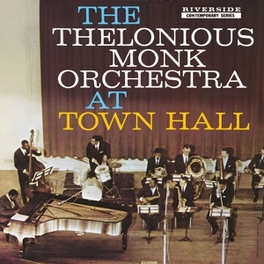 AT TOWN HALL -HQ- BACK TO BLACK  // 180 GRAMS VINYL + DOWNLOAD MONK, THELONIOUS -ORCHEST, Vinyl LP