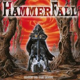 GLORY TO THE BRAVE HAMMERFALL, CD
