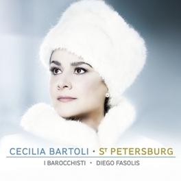 ST. PETERSBURG -LTD- I BAROCCHISTI/FASOLIS/DELUXE-HARDCOVER BOOK BARTOLI, CECILIA, Audio Visuele Media