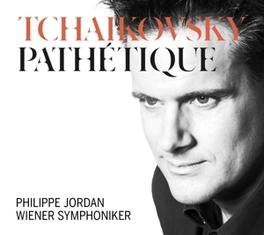 PATHETIQUE WIENER SYMFONIKER/PHILIPPE JORDAN P.I. TCHAIKOVSKY, CD