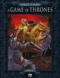 A game of thrones boek: 10 GAME OF THRONES, Martin, George R.R., Paperback