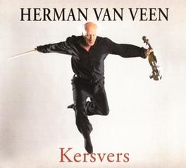 KERSVERS HERMAN VAN VEEN, CD