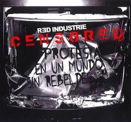 CENSORED RED INDUSTRIE, CD