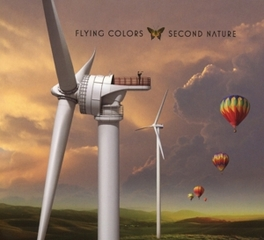 SECOND NATURE -DIGI- FT. (FORMER) MEMBERS OF DEEP PURPLE/DREAM THEATER/A.O. FLYING COLORS, CD