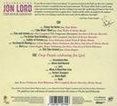CELEBRATING JON LORD -RO .. THE ROCK LEGEND  // 2CD DIGIPACK