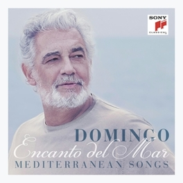 ENCANTO DEL MAR -.. .. MEDITERRANEA PLACIDO DOMINGO, CD