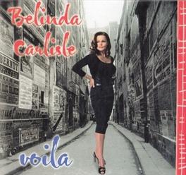 VOILA ELEVEN CLASSIC FRENCH POP SONGS BELINDA CARLISLE, CD