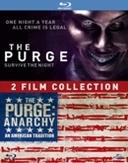 Purge 1 & 2, (Blu-Ray)