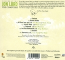 CELEBRATING JON LORD -CO .. THE COMPOSER  // 1CD IN DIGIPACK