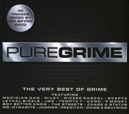 PURE GRIME-THE.. -DIGI- OF GRIME V/A, CD