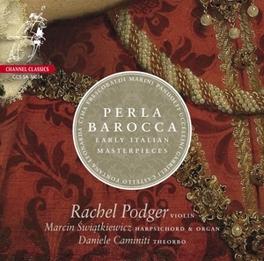 PERLA.. -SACD- MARCIN SWIATKIEWICZ/DANIELE CAMINITI RACHEL PODGER, CD