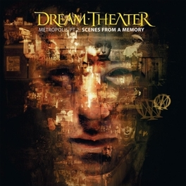 METROPOLIS PART 2:.. -HQ- .. SCENES FROM A MEMORY/180GR./INSERT DREAM THEATER, LP