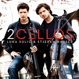 2 CELLOS 180 GR / INSERT / PVC SLEEVE TWO CELLOS, LP