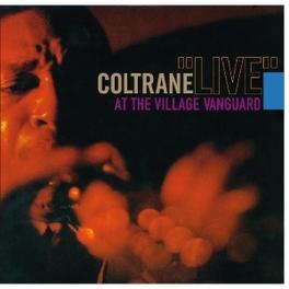 LIVE AT THE VILLAGE.. .. VANGUARD JOHN COLTRANE, CD