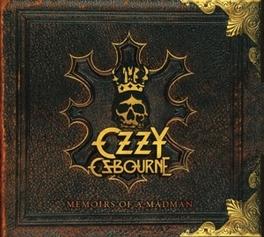 MEMOIRS OF A MADMAN OZZY OSBOURNE, CD