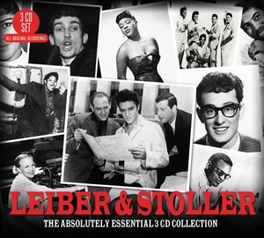 ABSOLUTELY ESSENTIAL LEIBER & STOLLER, CD