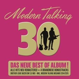 30 MODERN TALKING, CD