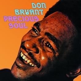 PRECIOUS SOUL A REAL LOST TREASURE ON HI RECORDS DON BRYANT, Vinyl LP