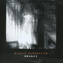 SHAKEN JACK WHITE'S STEELGUITAR ARTIST 2ND SOLO ALBUM MAGGIE BJORKLUND, CD