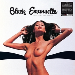 BLACK EMANUELLE BY NICO FIDENCO OST, Vinyl LP
