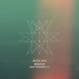 WEIGHTLESS MARCONI UNION, CD