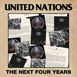 NEXT FOUR YEARS UNITED NATIONS, Vinyl LP