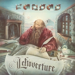 LEFTOVERTURE -HQ- 180GR. AUDIOPHILE VINYL / INCL. INSERT KANSAS, LP