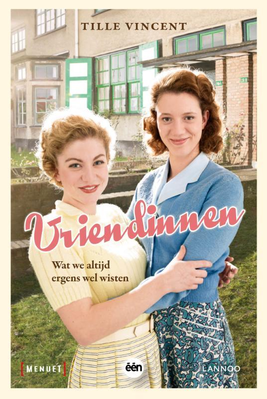 Vriendinnen Het geheim van Eva en Nel, Vincent, Tille, Paperback