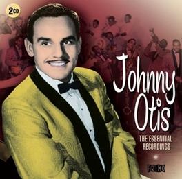 ESSENTIAL RECORDINGS JOHNNY OTIS, CD