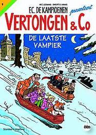 De laaste vampier VERTONGEN & CO, LEEMANS, HEC, SWERTS, WIM, Paperback