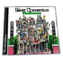 MADHOUSE -EXPANDED- SILVER CONVENTION, CD
