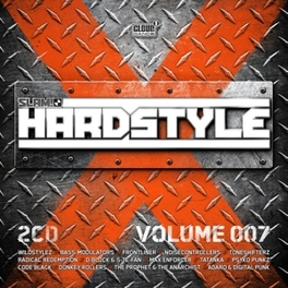 SLAM! HARDSTYLE 7 V/A, CD