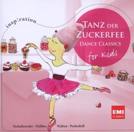 TANZ DER ZUCKERFEE DANCE CLASSICS FOR KIDS V/A, CD