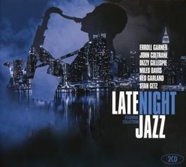 LATE NIGHT JAZZ V/A, CD