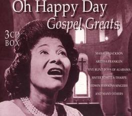 OH HAPPY DAY WM.JACKSON/VERA COPELAND/EDWIN HAWKINS SINGERS Audio CD, V/A, CD