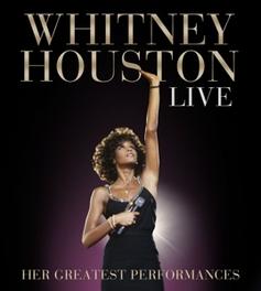 LIVE: HER GREATEST.. .. PERFORMANCES // CD+DVD WHITNEY HOUSTON, CD