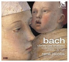 WEIHNACHTS-ORATORIUM AKADEMIE FUR ALTE MUSIK J.S. BACH, CD