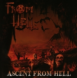 ASCENT FROM HELL FROM HELL, CD