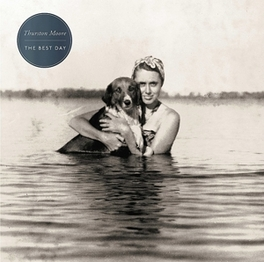 BEST DAY *2014 ALBUM BY SONIC YOUTH FOUNDER* THURSTON MOORE, CD