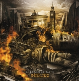 INFECTED EMERGENCY GATE, CD