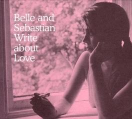 WRITE ABOUT LOVE BELLE & SEBASTIAN, Vinyl LP