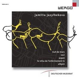 NUIT DE MARS ENSEMBLE MODERN/KASPER DE ROO J. JAZYLBECKOVA, CD