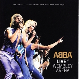 LIVE AT WEMBLEY ARENA '79 JEWELCASE // 40TH ANNIVERSARY ABBA, CD