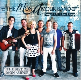 ANGEL OF THE DEEP-CD+DVD- THE BEST OF MON AMOUR MON AMOUR BAND, CD