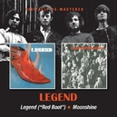 LEGEND (RED BOOT.. .. ALBUM)/MOONSHINE, 1970 AND 1971 ALBUMS