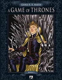 A Game of thrones boek: 9 GAME OF THRONES, Martin, George R.R., Paperback