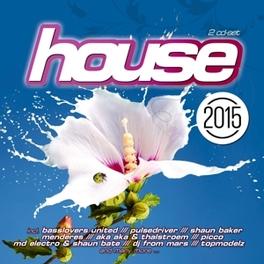 HOUSE 2015 V/A, CD